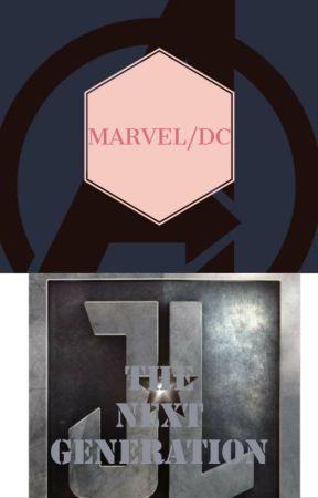 Marvel/DC-The Next Generation (RP) by GoTfan25966