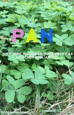 PAN (#WattPride) by booksAndbooks247