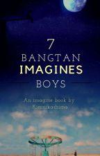 Bts imagines ✔ by Kim_Hye-Jae