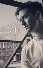 ~You can take it out on me~ Logan Henderson  by Henderson_inmymind