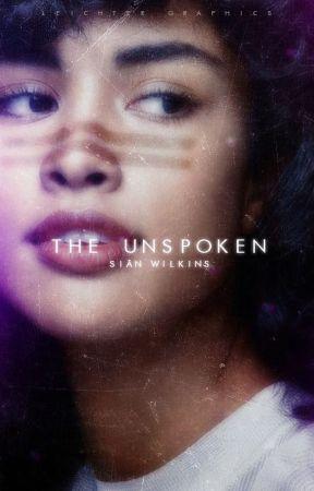 The Unspoken by authorninja