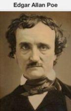 Edgar Allan Poe by Habecca