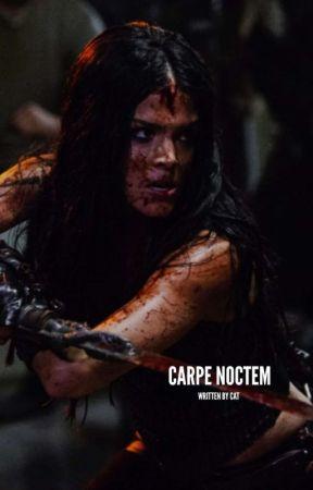 CARPE NOCTEM  ↠ DAENERYS TARGARYEN    [ON HOLD] by blodreinas-