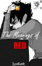 The Meanings of Red by JustEatIt