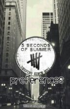 5 seconds of summer Preferences by Tellyphone152