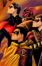 BatFam And  Reader by DamiandNaru-kun