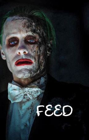FEED: joker x reader by occasionalst0nr
