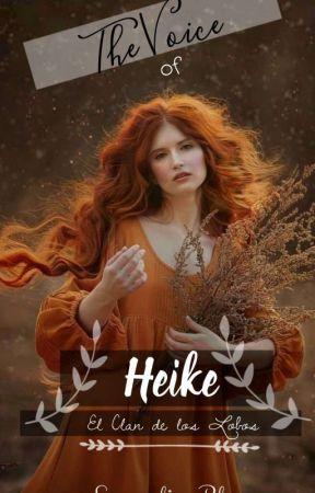 Heike, El clan de los Lobos by Evangeline_Blue