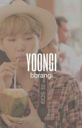 yoongi by bbrangi