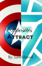 Opposites Attract (Stony fanfiction) by LoveMarvel