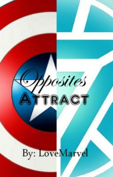 Opposites Attract (Stony fanfiction)