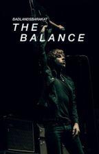 THE BALANCE • van mccann by badlandsbarakat