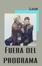 Fuera del programa © [Hank x Connor] by frecklesbxy-