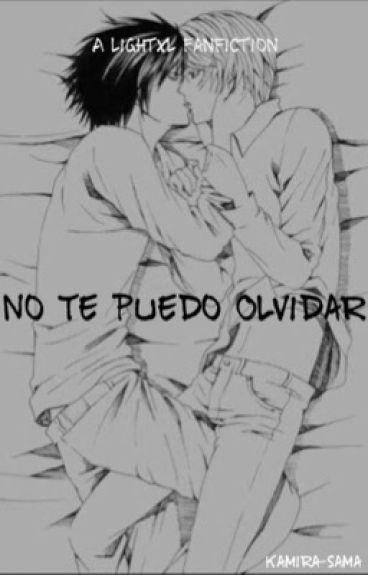 No Te Puedo Olvidar. (Yaoi)