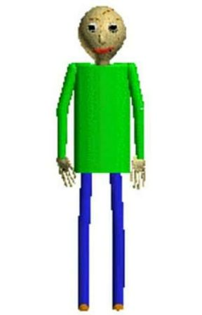 """""""The Ruler"""" (A Baldi x Female Reader Crack Fanfiction) by UrBaeGay"""