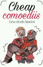 Cheap Comoediis || One-Shot's StarAnt by CandyConiih