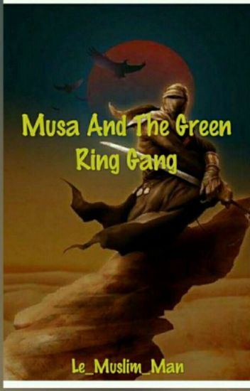 Legends Of The Lost Desert: Musa And The GRG  (COMING SOON)