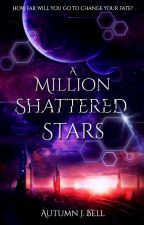 A Million Shattered Stars by stelliferous-