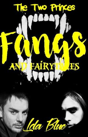 The Two Princes (A Fangs and Fairytales Story) by wraithex