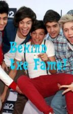 Behind the Fame (One Direction.) [On Hold] by LittleMissNobody16