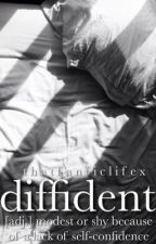 diffident [narry au] by thatfanficlifex