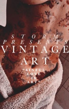 Vintage Art by Storm_X0X0