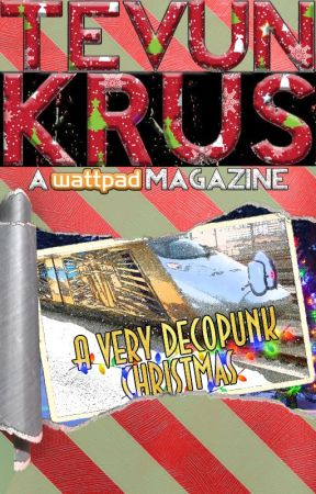 Tevun-Krus #63 - A Very DecoPunk Christmas by Ooorah