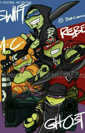 TMNT: Punks and Sewers by Ayleo-n-love
