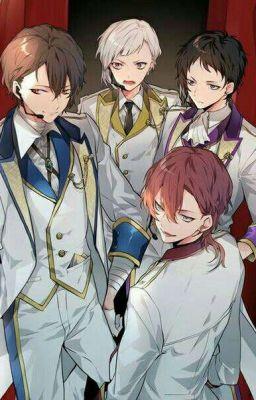 [Soukoku][Shin soukoku] Tổng hợp Oneshort về 4 anh :vvv