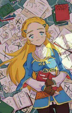 °Arreglemos los Errores del Pasado° ~| Link x Reader |~ by -ImNiruku-San-