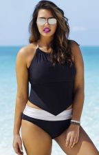 New or Stylish | Plus Size Swimwear Online at Attractive Price | Check this Out! by swimsale