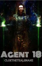 Agent 18 by CloeTheTealSnake