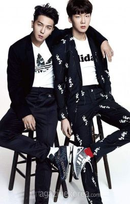 Đọc truyện [MinHoon] Chỉ là anh em?