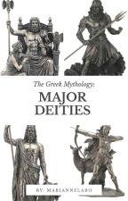 The Greek Mythology: MAJOR DEITIES [TAGALOG VERSION] by mariannelabo
