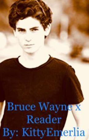 Bruce Wayne x Reader by KittyEmerlia