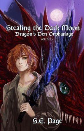 Stealing the Dark Moon by GlassDryad
