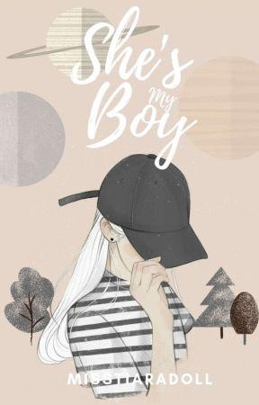 She's My Boy  by misstiaradoll