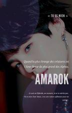 Amarok - [YOONMIN] by AnaKoobee24