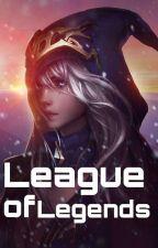 League of Legends by Steeeeefyyy