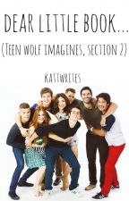 Dear Little Book... (Teen Wolf Imagines, Section 2) by KattWrites