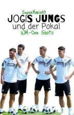 Jogis Jungs und der Pokal - WM-One Shots  by SuperMario113