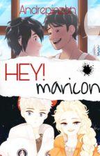 HEY,MARICON ! 🖤  by andrepinzon