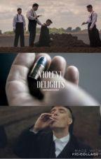VIOLENT DELIGHTS | Thomas Shelby [1] by iamhalscy
