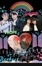 Bts fanarts of Vhope, Jinkook Yoonmin And Rapson   by Thunder1257