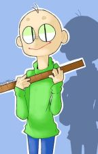 Baldi x reader by Pokeplayer36
