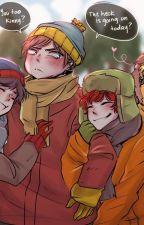 ¡Sólo manténganse lejos! [Cartman x Todos] by The4Demons