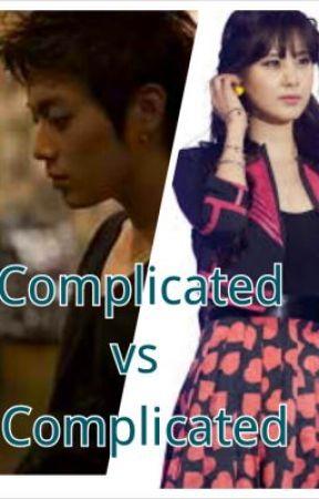 Complicated vs Complicated by el_phaxzawai