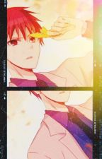 His Playmate|| Akashi Seijuro x OC by howltercoffee
