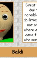 Baldi's Basics in education and learning- The Book by Baldibasics132
