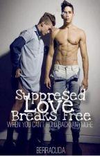 Supressed Love Breaks Free by Berracuda